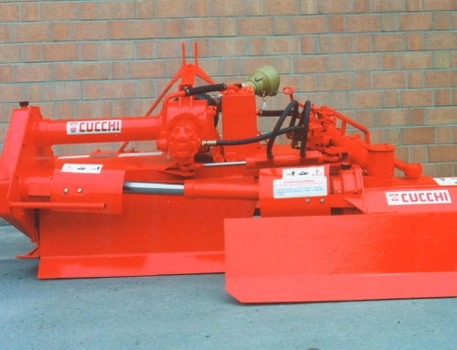 ROTARY HOE WITH SENSING DEVICE SI 2 series
