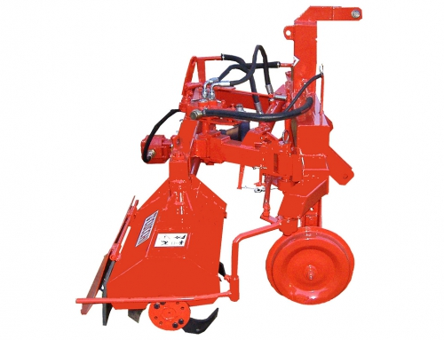 AUTOMATIC INTERROW ROTARY HOE SI 1 series