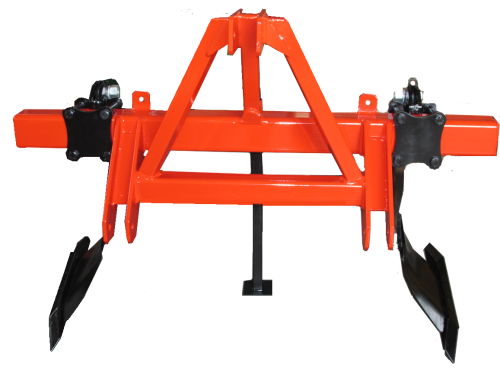 SUBSOILER FOR VINEYARDS AND ORCHARDS